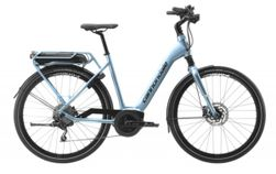 Cannondale Mavaro Active City, Incl. 400Wh, Glacier Blue
