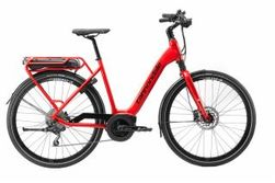 Cannondale Mavaro Active City, Incl. 400Wh, Red