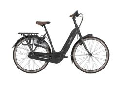 Gazelle Grenoble C8 HMB, Incl. 400Wh, black mat