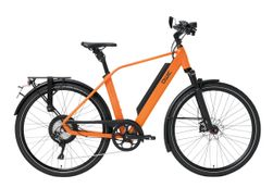 Qwic Performance RD11 Speed, Incl. 735Wh, Dutch Orange