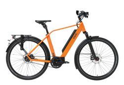 Qwic Performance MA11 Speed, Incl. 525Wh, Dutch Orange