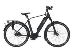 Qwic Performance MA11 Speed, Incl. 525Wh, Black