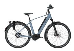 Qwic Performance MN380, Incl. 735Wh!, Steel Blue