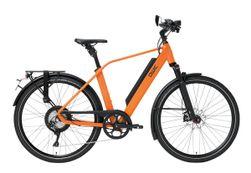 Qwic Performance RD11 Speed, Incl. 525Wh, Dutch Orange