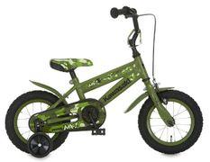 """Kawasaki MX4 12"""", Groen"""