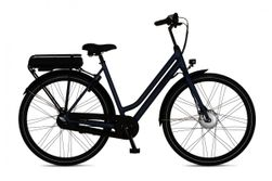 Union Fast, incl. 340Wh, Mica Blue
