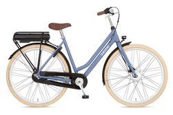 Union Fast, Incl. 340Wh, Blauw