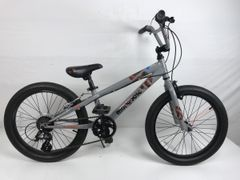 Mongoose MT MX, Grijs