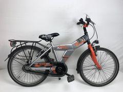 """Gazelle Urban Street Rider 20"""", Zilver"""