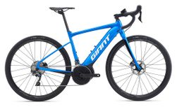 Giant Road-E+ 1 Pro, Incl. 375Wh, Electric Blue