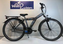 Gazelle Bike machine, Grijs