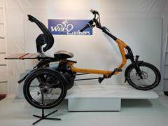 Van Raam Easy Rider 3, Incl. 880Wh, Geeloranje Mat