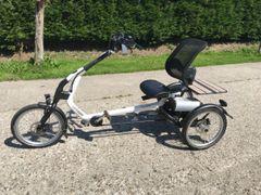 Van Raam Easy Rider 3, Incl. 880Wh, Wit