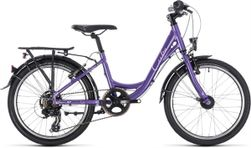 "Cube Ella 200 20"", purple/rose"