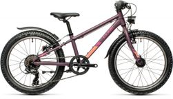 "Cube Acid 200 Allroad 20"", Purple/Orange"
