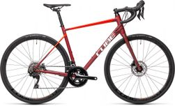 Cube Attain SL 58 cm , red/red