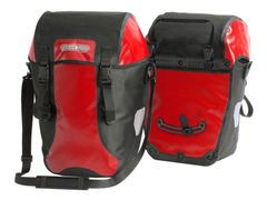 Ortlieb fietstas Bike-Packer Classic, Red - Black (paar)