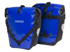 Ortlieb fietstas Back-Roller Classic, Ultramarine Blue (paar)