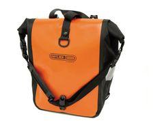 Ortlieb fietstas Back-Roller Classic, Oranje (paar)