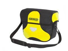 Ortlieb stuurtas Ultimate Six Classic, Yellow-Black (7 liter)