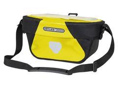 Ortlieb stuurtas Ultimate Six Classic, Yellow-Black (5 liter)