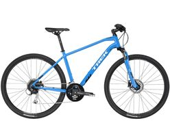 Trek DS 3, Waterloo Blue Pearl