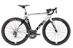 Liv Envie Advanced Pro 1, M, Carbon/Green/Purple