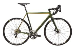 Cannondale CAAD12 Disc Ultegra, 52cm, Vulcan Green