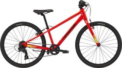"""CANNONDALE Kids Quick 24"""", Acid Red"""