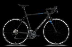 Sensa Romagna Sora, Matt black + grey + blue