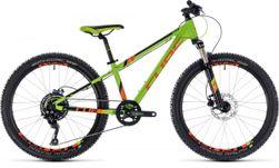 Cube KID 240 Race, Green n orange