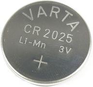 Varta batt CR2025 lith 3V krt (1)