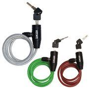 Kinderslot Simson kabel div kleuren 8 mm X 90 cm