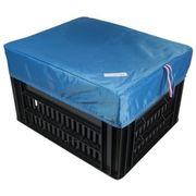 Hooodie Box M blauw Array