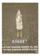LAMP HALOGEEN 4.8V 0.5A WEDGE CAT HL500