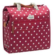 Tas New Looxs Lilly Polka red polyester 027.386