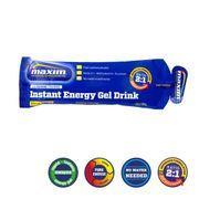 MAXIM ENERGY GEL DRINK LEMON 60ML DS A 25