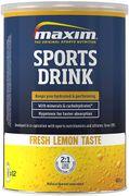 MAXIM SPORTS DRINK FRESH LEMON 480GR