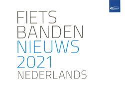 FOLDER SCHWALBE 2021 NL MINI