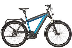 Riese & Müller Supercharger GT Vario HS, Blauw