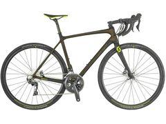 Scott Sco Bike Addict 10 Disc (kh), Zwart