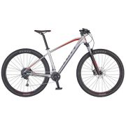 Scott SCO Bike Aspect 930 silver/red (KH) L, zilver