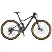 Scott SCO Bike Spark RC900 TeamIssueAXS crb EU L, Zwart