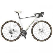 Scott SCO Bike Addict 20 disc pearl white (KH) M54, wit