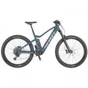 Scott SCO Bike Strike eRIDE 930 blue (EU) L, blauw