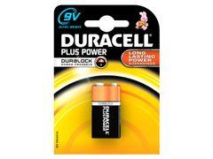 Duracell Plus Power 6LF22 9V blokbatterij