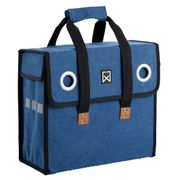 Canvas Shopper Blauw 18L.