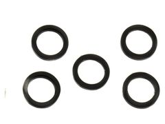 Bladbout spacer kit 2mm zwart (5)