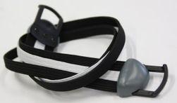 Snelbinder PowerVision zwart/wit/zwart