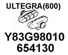 Shimano remblokset race BR-6403 Ultegra (dik)